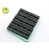 Just-Honest - 20 Stk./pcs. x DIP8 IC Sockel / Socket 0.3 inch / 7.62mm Attiny85, Attiny13 usw. #A873