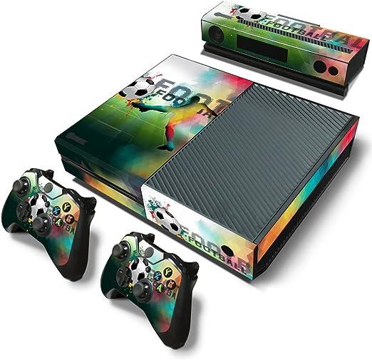 46 North Design Xbox One Pegatinas De La Consola Football + 2 ...