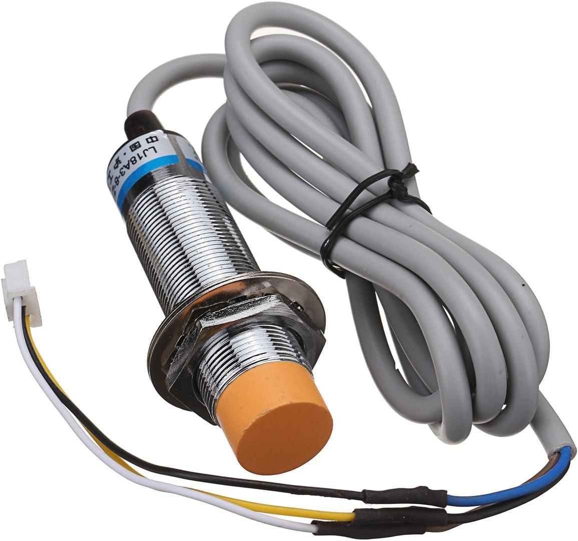 Ils - 8mm LJ18A3-8-Z/BX Sensor Inductivo de Nivel Automático para ...