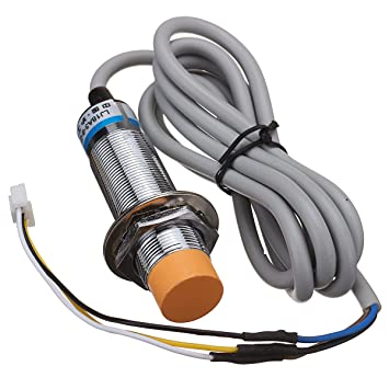 Ils - 8mm LJ18A3-8-Z/BX Sensor Inductivo de Nivel Automático para ANET A8 A2 A6 Impresora 3D: Amazon.es: Electrónica