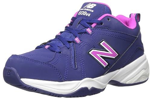 Nueva Balance KV500 VBI Azul Gris Zapatos de bebé Ganchos