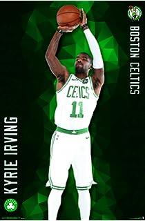 5468b1e4 Trends International Boston Celtics - Kyrie Irving Premium Wall Poster  22.375