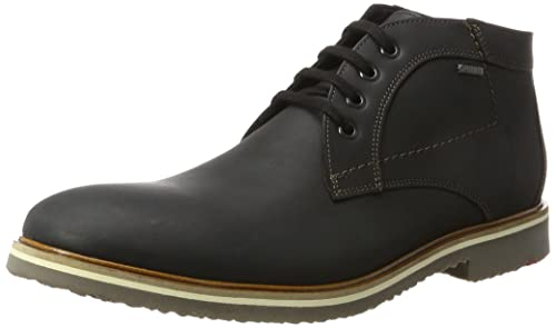 release info on really cheap cheap prices Lloyd Men's Vallet Gore-tex Desert Boots Black: Amazon.co.uk ...