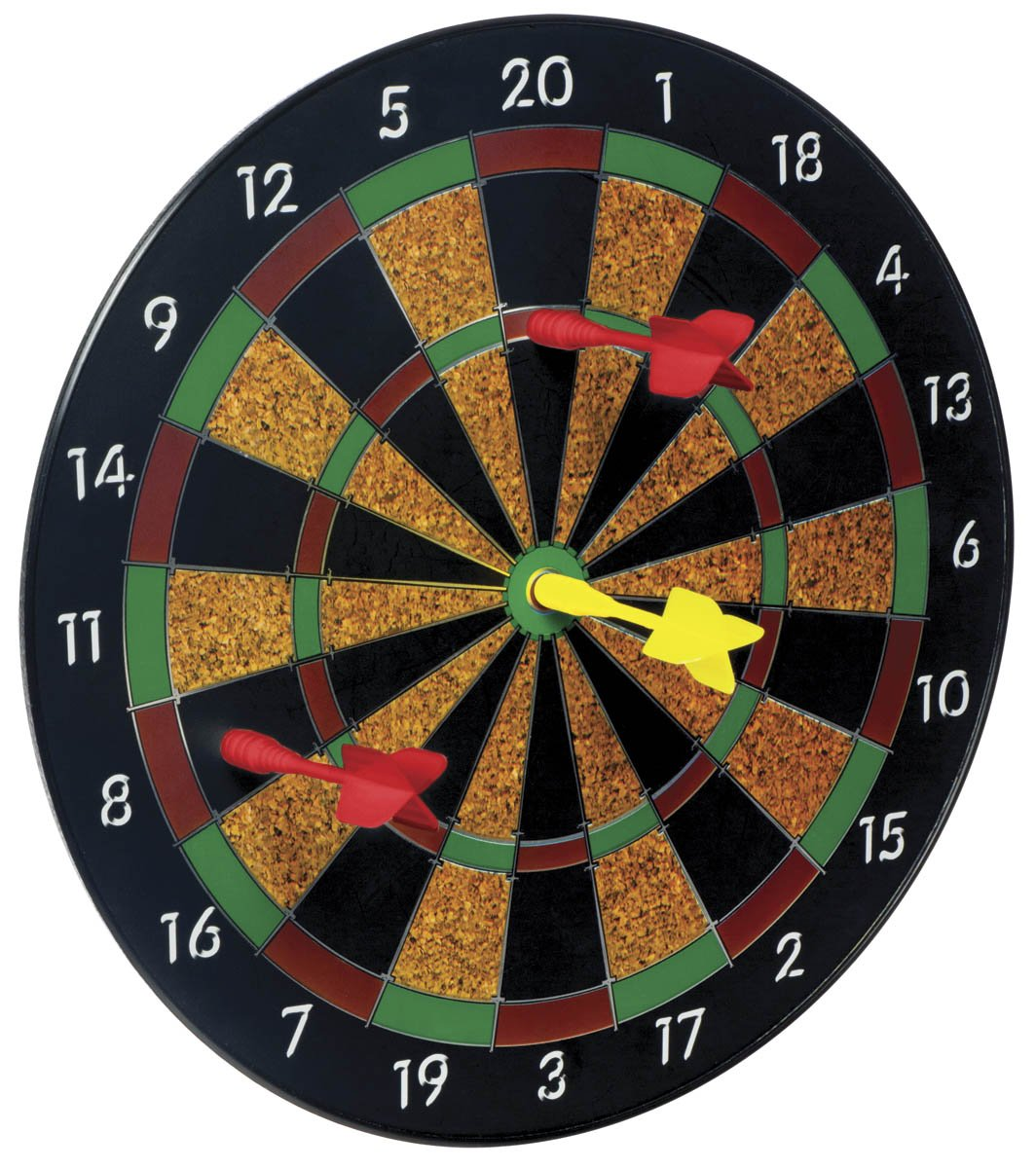 Toysmith Magnetic Dart Board O...