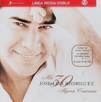Amazon Com Jose Luis Rodriguez 2cds Mis 30 Mejores Canciones Sony 113424 Music