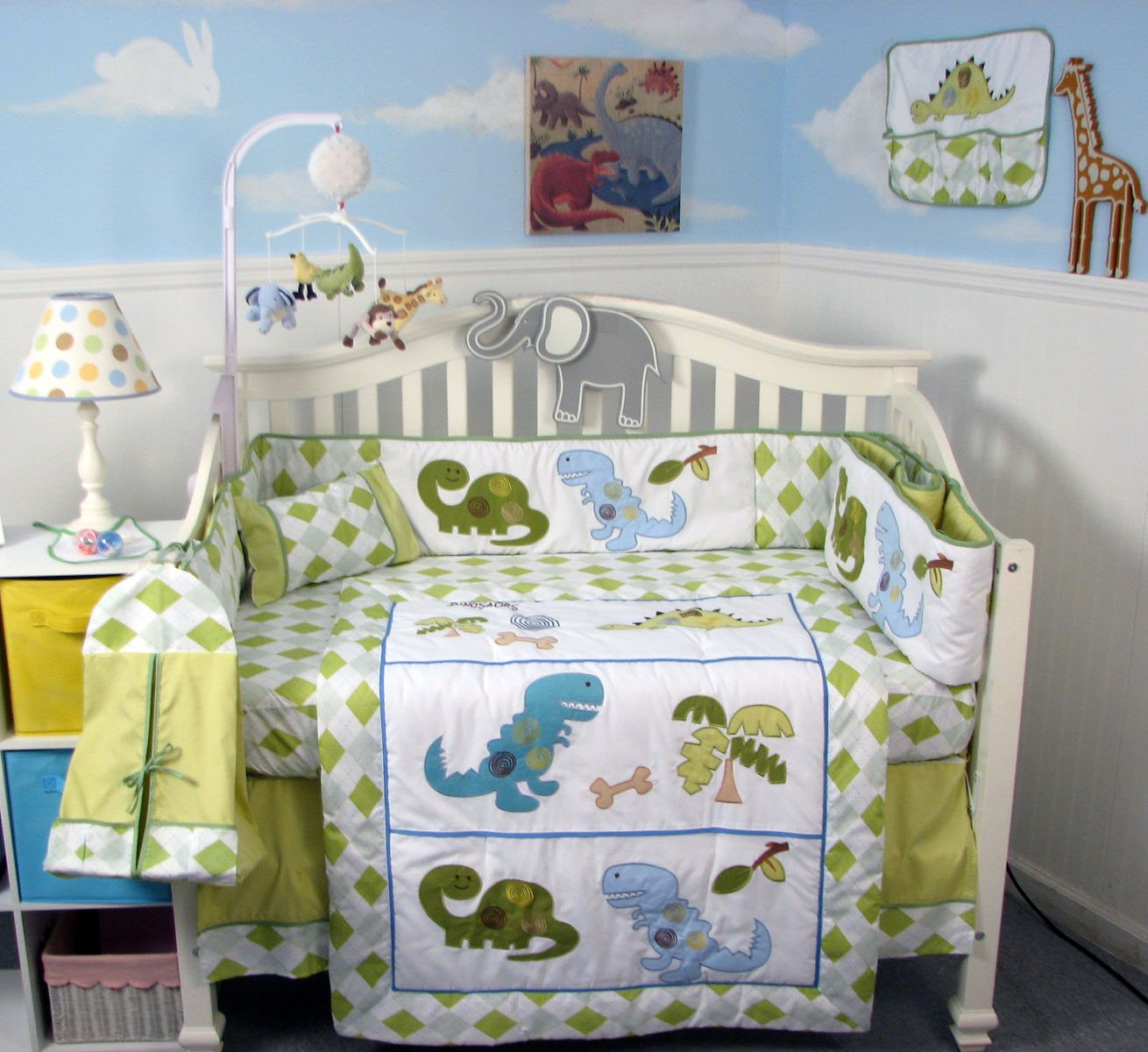 Amazon Com Baby Crib Bell Handmade Musical Mobile Baby