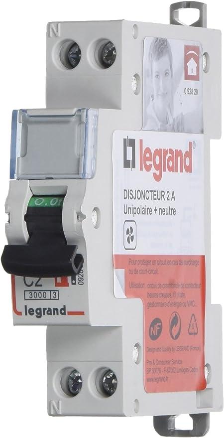 /Contacteur 25/A 2/Na 230/V silenc Legrand m/écanismes/ /412558/