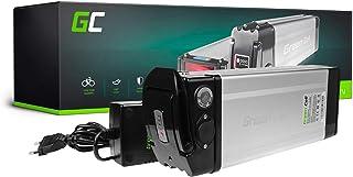 GC® EBIKE Batteria 24V 14.5Ah Pedelec Silverfish con Celle Panasonic Li-Ion e Caricabatterie EG Husqvarna Mando Leisger Monty Romet