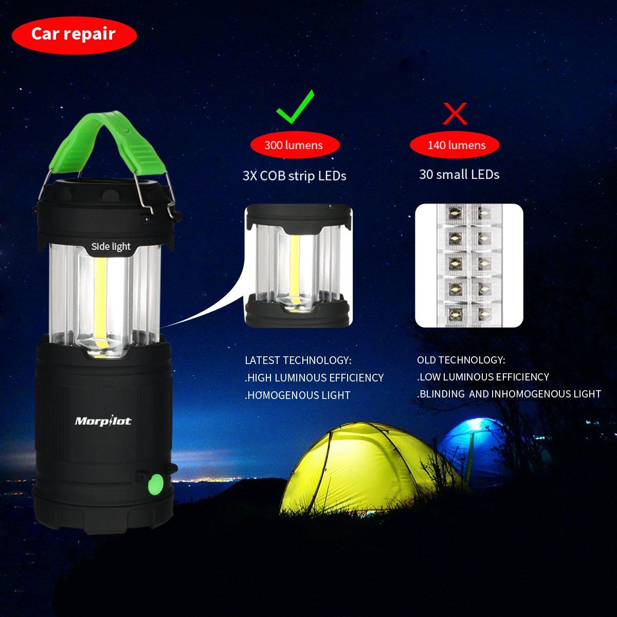 lampara de camping Morpilot