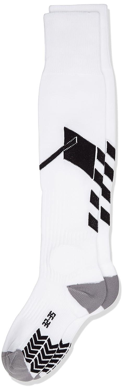 Hummel Niños Calcetines Tech Football Socks, Todo el año, Infantil, Color Blanco - Blanco, Negro, tamaño 8 (32-35): Amazon.es: Deportes y aire libre