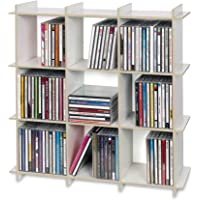 CUBIX 125 - Soporte para hasta 125 CD