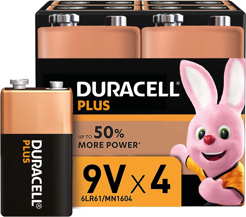 Duracell Plus Alkaline Batteries Elektronik