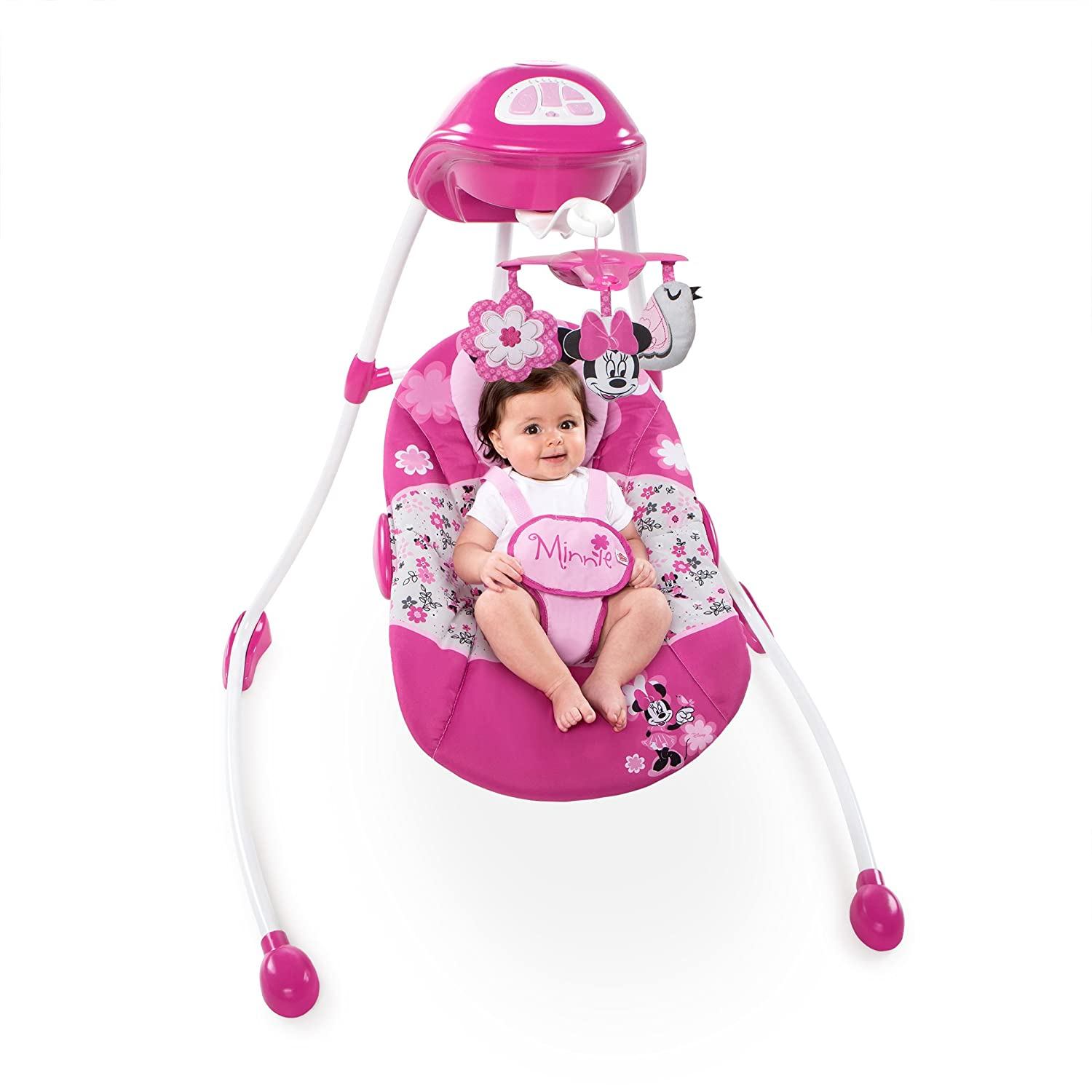 Disney Minnie Mouse Garden Delights Swing By Amazoncouk Baby