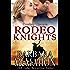 Cowboy Charade: Rodeo Knights, A Western Romance Novel