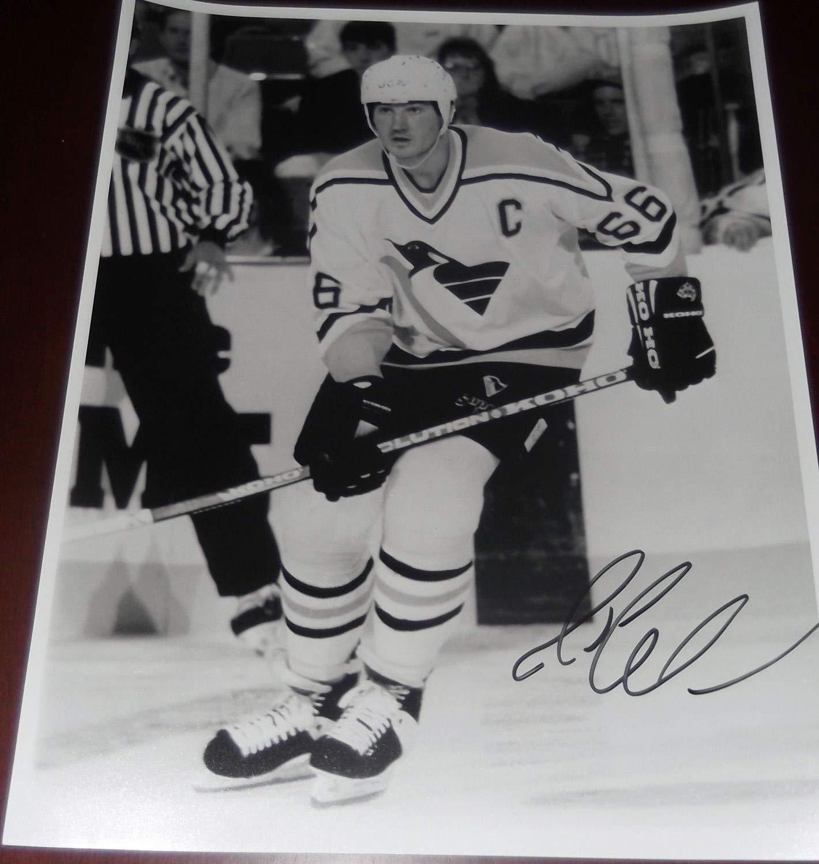 d14562ce9c0 Mario Lemieux Autographed Signed Pittsburgh Penguins 11x14 Photo JSA  Authenticated Coa at Amazon's Sports Collectibles Store