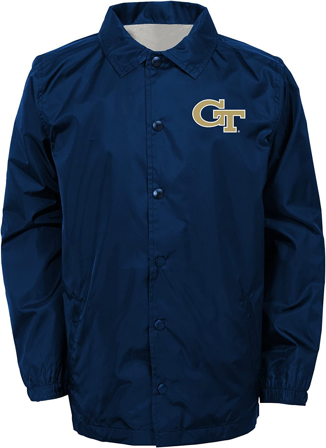 NCAA by Outerstuff NCAA Youth Boys Bravo Coaches Jacket