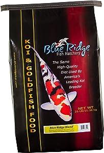 Blue Ridge Fish Food, Mini and 3/16