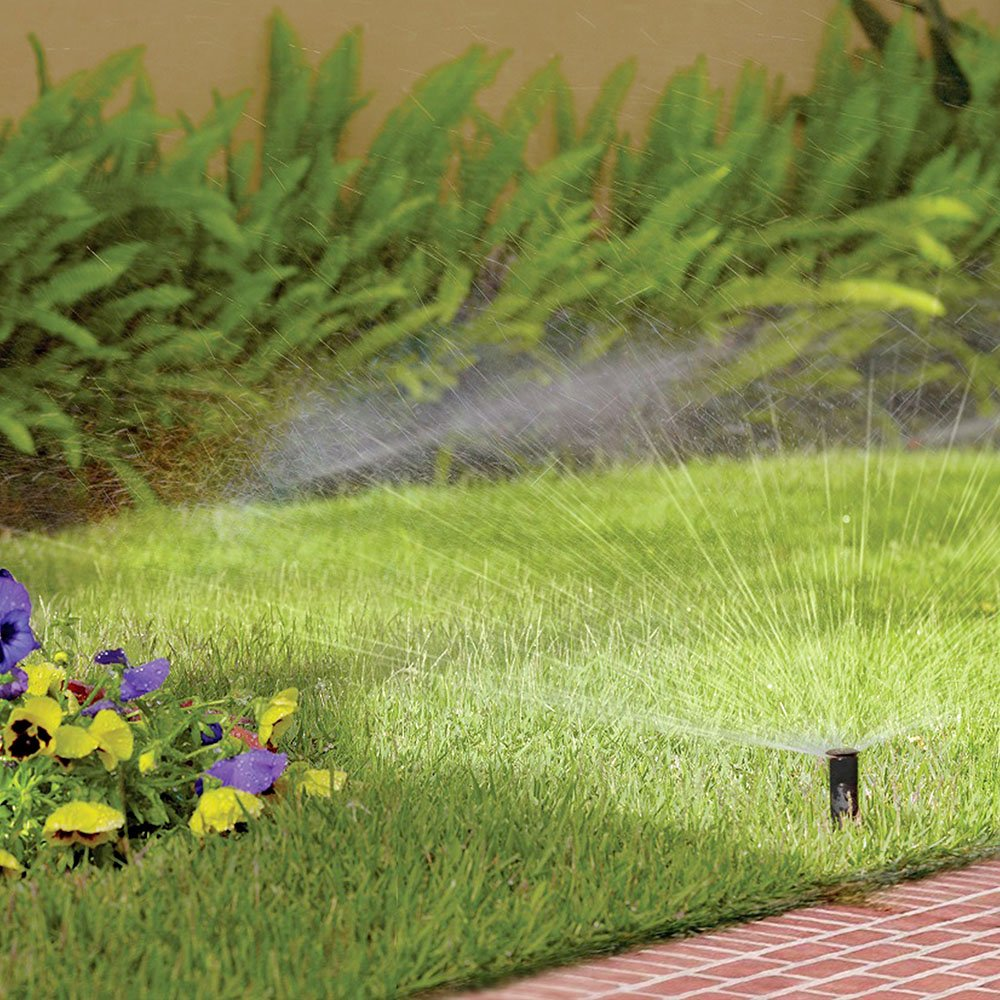 ELGO Adjustable Pop Up Sprinkler 4.0m Radius