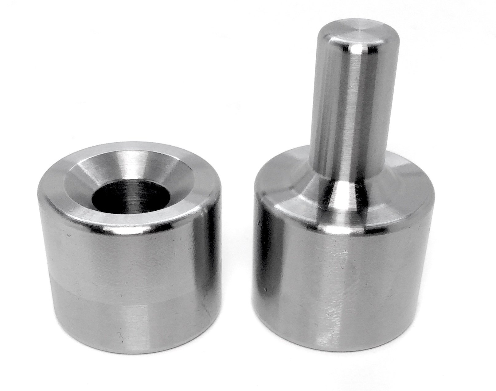 Dimple Dies for metal fabrication, multiple sizes to choose from (1'') by UTVDistribution