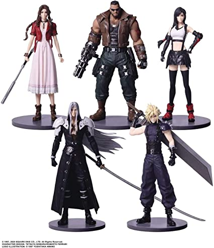 Trading Arts Figure Tifa Final Fantasy VII Remake