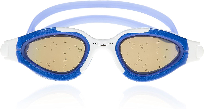 Open Water //// Indoor AqtivAqua Polarised Swimming Goggles //// Swim Workouts Outdoor Line
