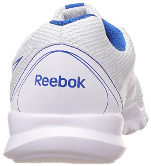 7ac0d3eba8ffb1 Reebok Men s Transit Runner 2.0 White and Blue Sport Running Shoes - 8 UK  India (42 EU)(9 US)  Buy Online at Low Prices in India - Amazon.in