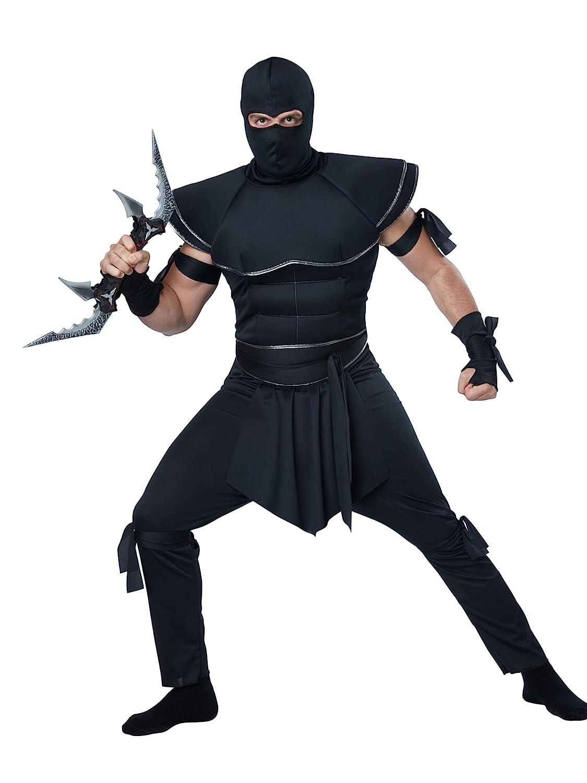 California Costumes Men's Stealth Ninja Costume