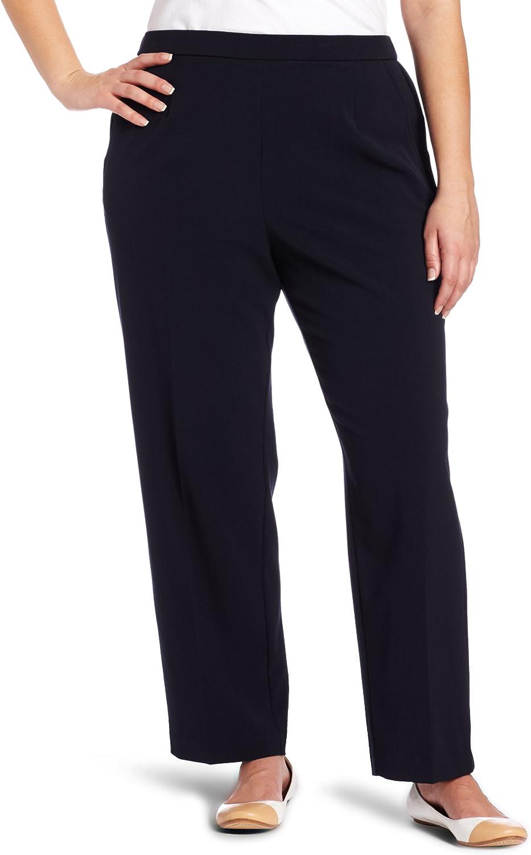 Briggs New York Women's Plus-Size All Around Comfort Pant
