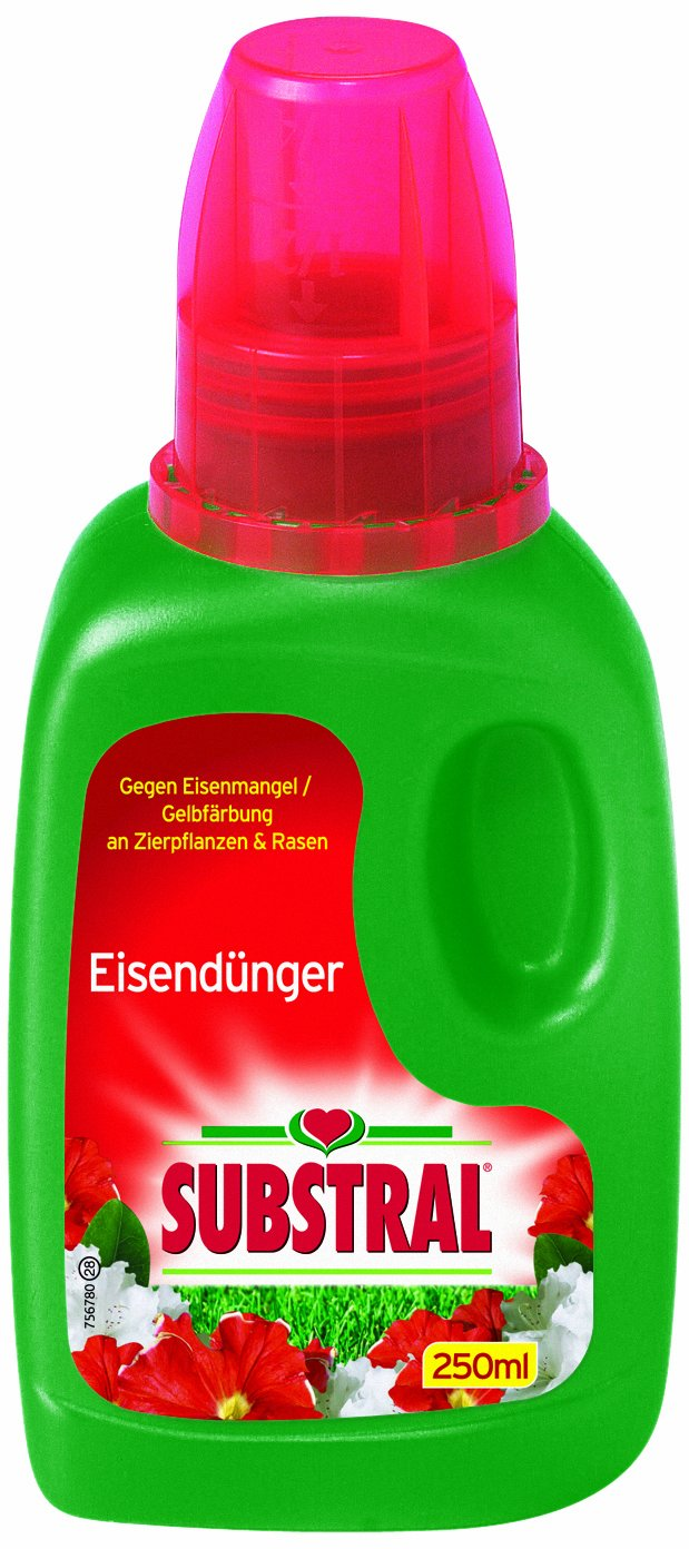 Substral Eisendünger - 250 ml 8910497