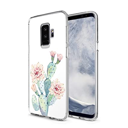 Amazon.com: Cactus Funda para Samsung Galaxy S9 Plus ...