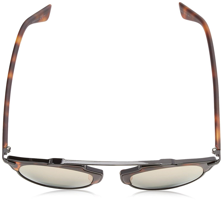 a818c668fa Amazon.com  Christian Dior Diorific 1 N S Sunglasses Blue Gold Pink Gray  Gradient  Christian Dior  Clothing