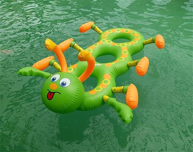 Amazon.com: baikoy asiento de piscina hinchable, flotadores ...