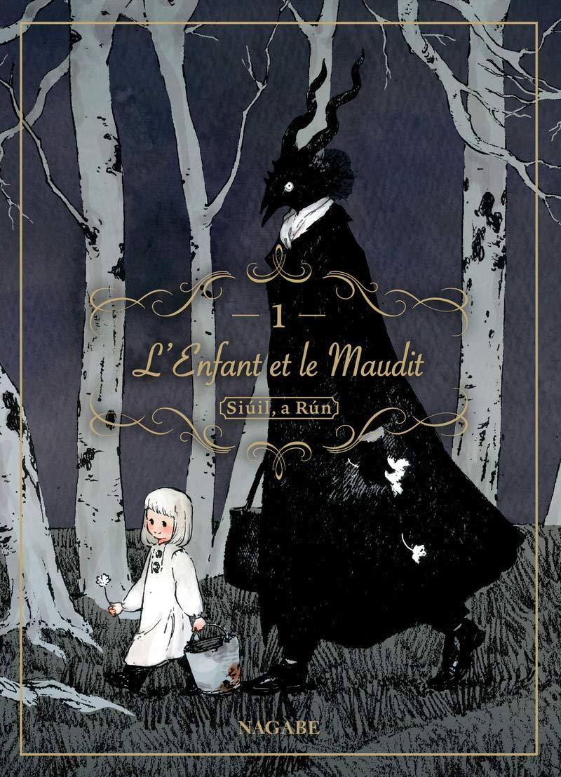 Amazon.fr - L'enfant et le maudit T01 (01) - Nagabe, Lamodiere, Fedoua -  Livres