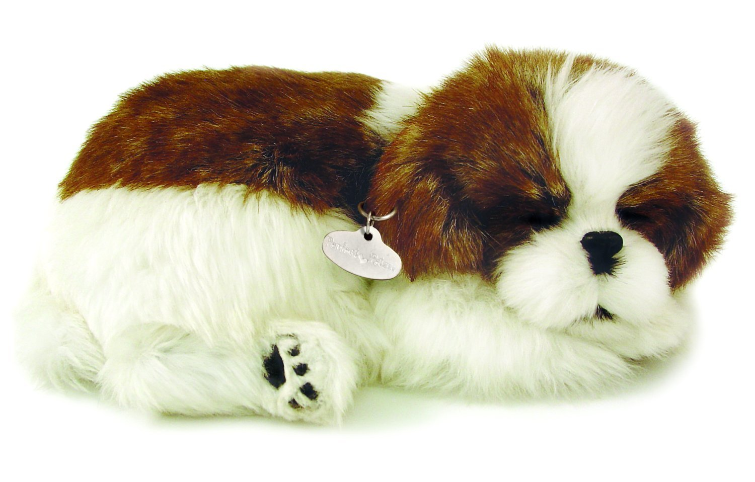 88 Unlimited Sleeping Shih Tzu Plush by 88 Unlimited (Image #1)