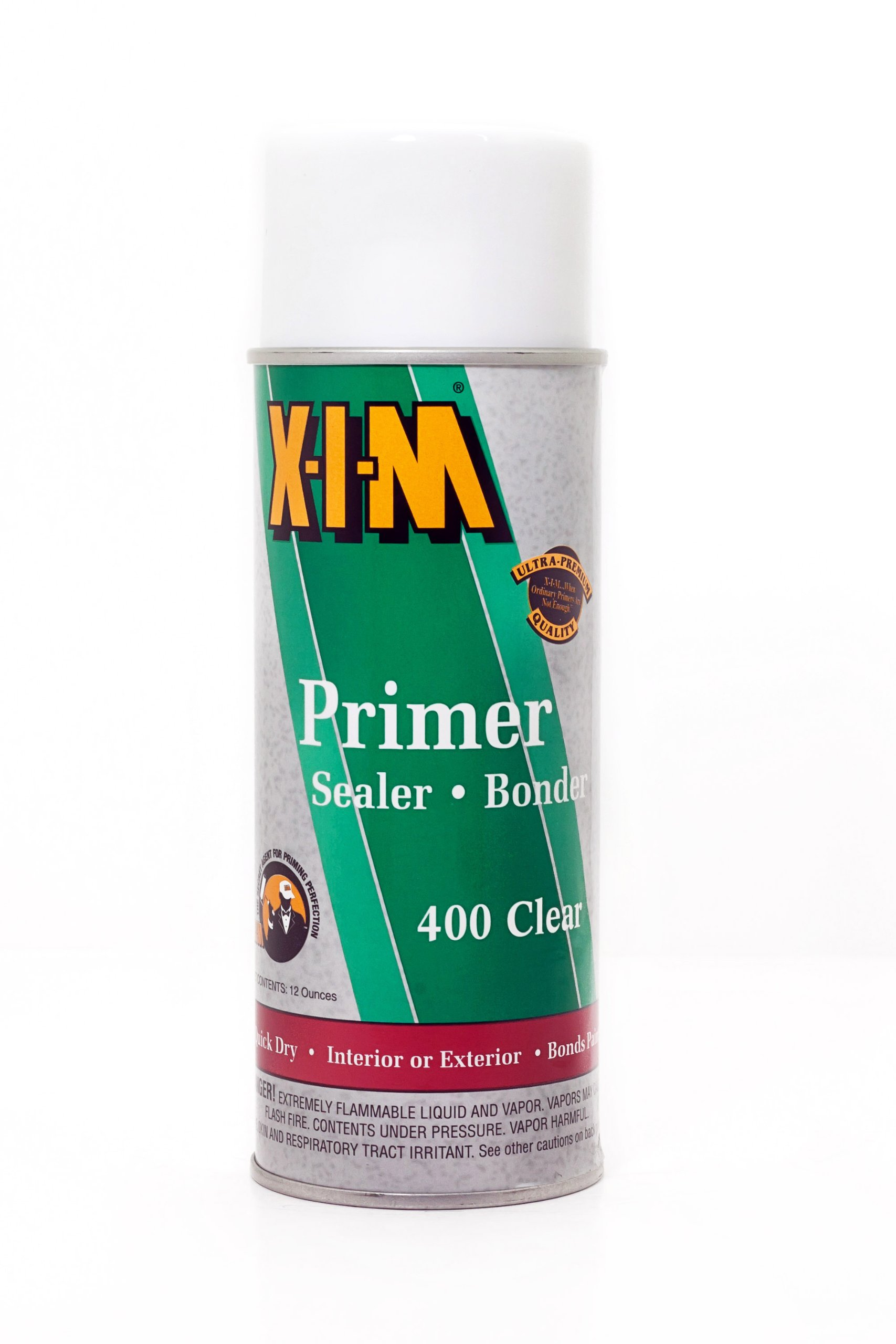 XIM 11015 Flash Bond Primer Sealer Bonder, 12-Ounce, Clear