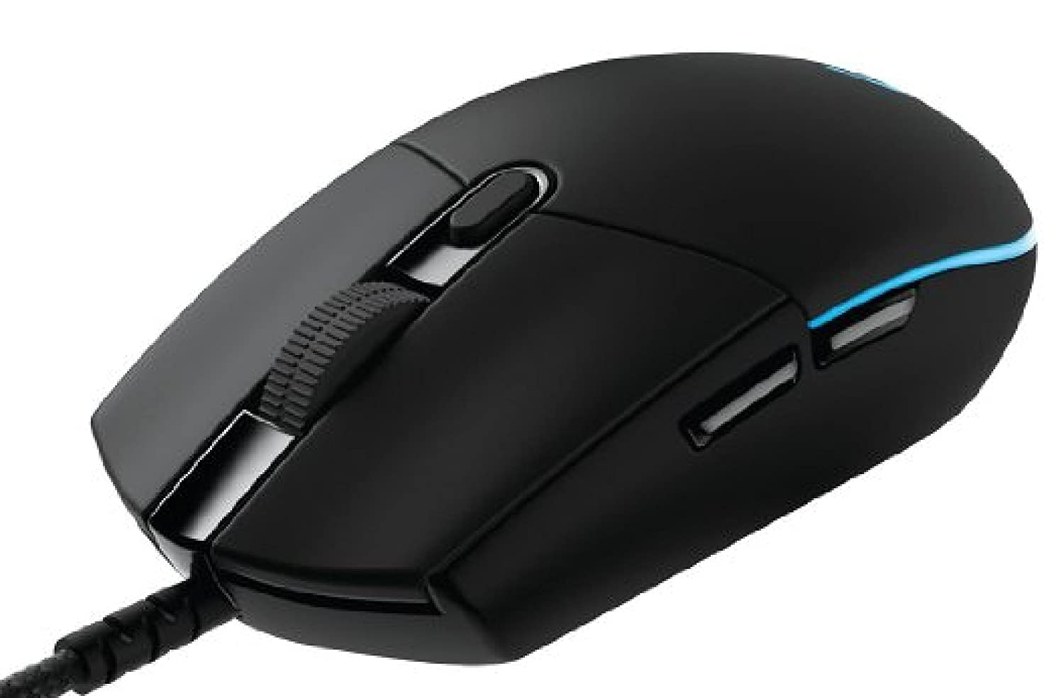 Logitech G Buttons Pro Optical 1ms, Sensor Gaming Mouse (12,000 DPI; [並行輸入品] 1000 Hz 1ms, RGB, 6 Programmable Buttons - Black [並行輸入品] B01N9KD0XG, ブランド古着のフールズジャッジ:7a69a3b3 --- awardsame.club