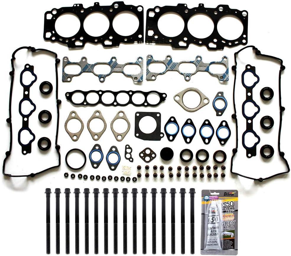 ECCPP Engine Head Gasket Kit Set fit 2004-2006 Hyundai Santa Fe 2.7L