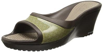 0d70674905c5 Crocs Women s Sately Slide Sandals