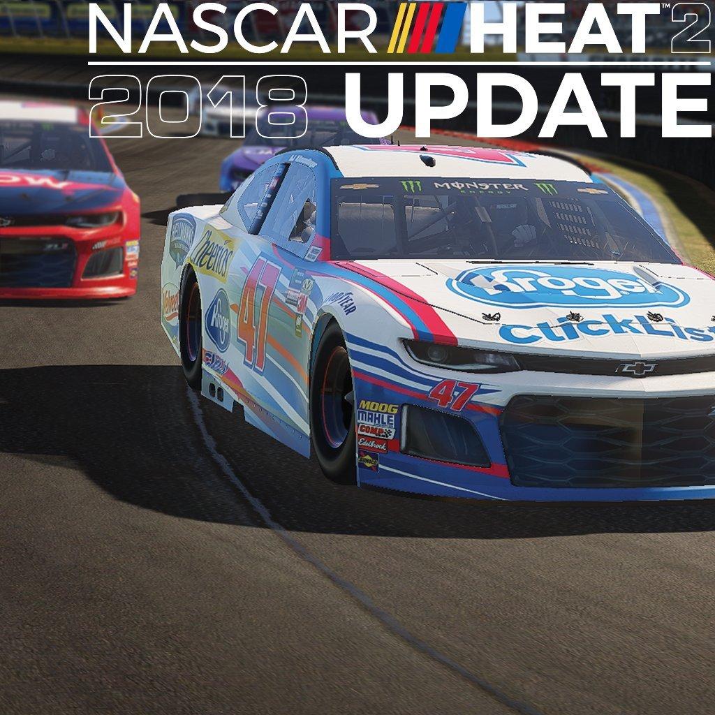 Amazon.com: NASCAR Heat 2 - PlayStation 4: Ui Entertainment: Video Games