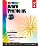 Spectrum | Word Problems Workbook | 2nd Grade, 128pgs