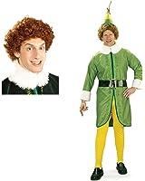 Buddy the Elf Costume Bundle Set