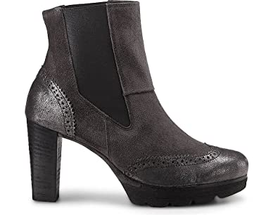 Paul Green Stiefeletten Grau Sale | Kleidung, Schuhe & Uhren