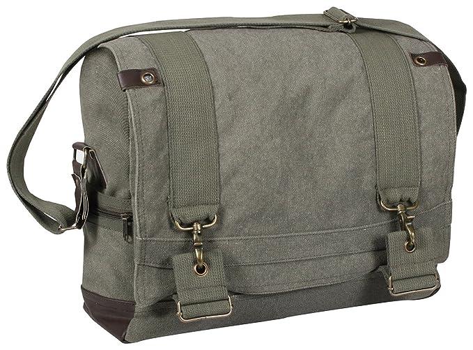 Rothco Vintage B-15 Pilot Messenger Bags