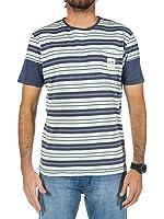 Rip Curl Heritage Stripe Short Sleeve T-Shirt