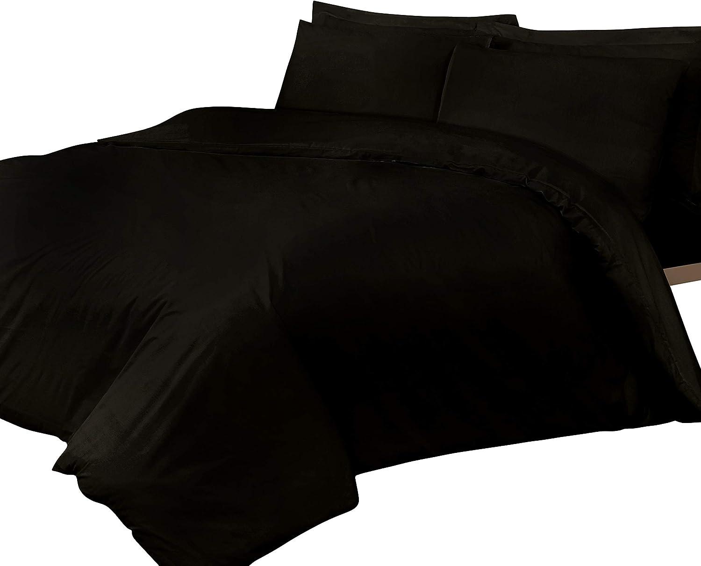 Linen Zone - Sábana de algodón egipcio, 400 hilos, 100% algodón ...
