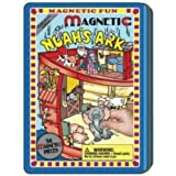 Lee Publications Noah's Ark Magnetic Fun Tin by