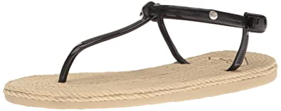 cec9a051d630 Roxy Women s South Beach T-Strap Sandal Flat