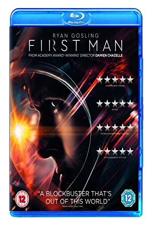 First Man (Blu-ray) [2018] [Region Free]: Amazon co uk: Ryan