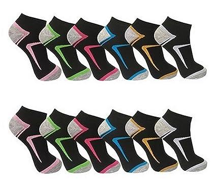 10 paires chaussettes Baskets FEMME de Pesail Taille 35-42  Amazon ... f2cbd34a1a8