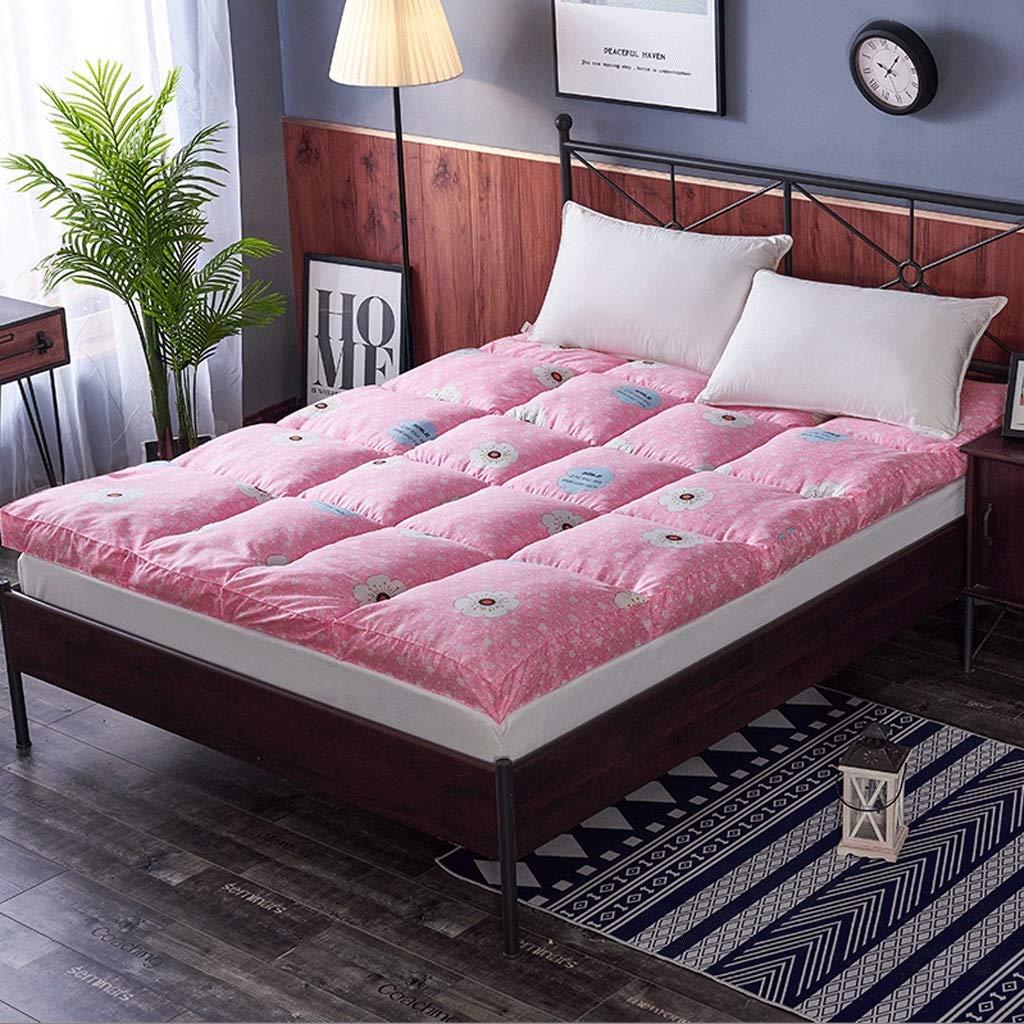 E 150X200cm Home Bedroom Mattress, Soft Tatami Mat, High Resilience Mat (color   D, Size   150X200cm)